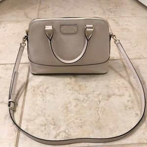 Kate Spade off white purse